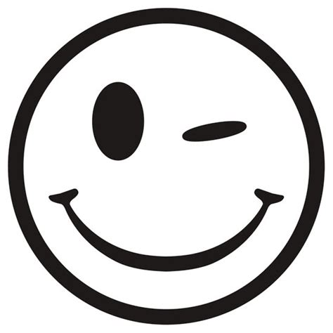 black and white smiley face clip art smiley cliparts
