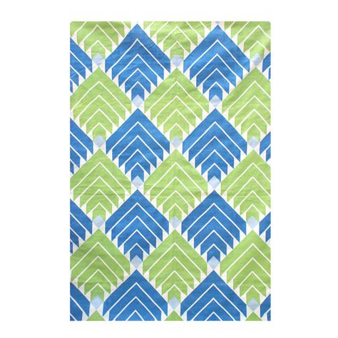 Blue And Green Area Rugs Area Rugs Blue And Green Rugstudio Presents Loloi Palm