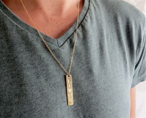 s personalized necklace s engraved necklace