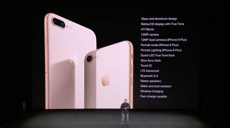 iphone 8 iphone 8 plus announced specs features price and everything else you need to