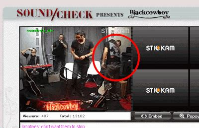 blackcowboy wears juzd shirt  mtv  mtv uk