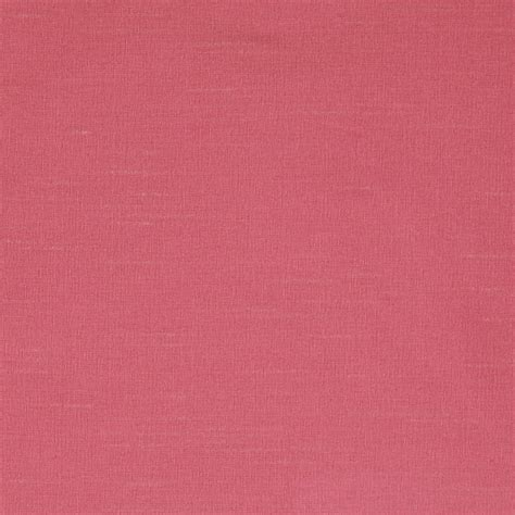 Rose Upholstery Fabric Rose Pink Solid Faux Silk Upholstery Fabric Contemporary
