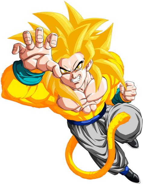 imagenes de goku golden my version of goku ssj4 by konessj3 on deviantart