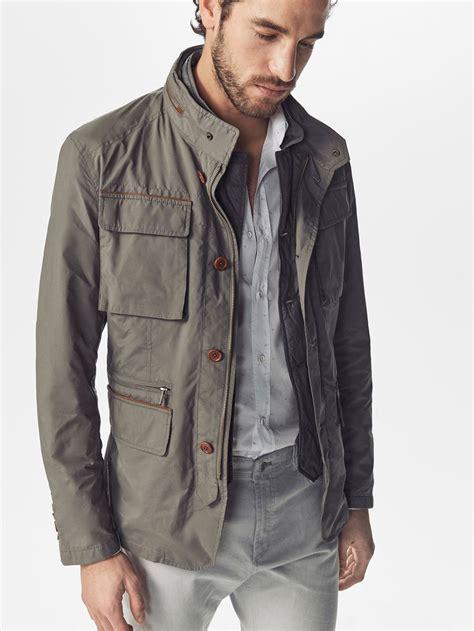 chaqueta cuero massimo dutti chaquetas hombre massimo dutti chaquetas de moda para la