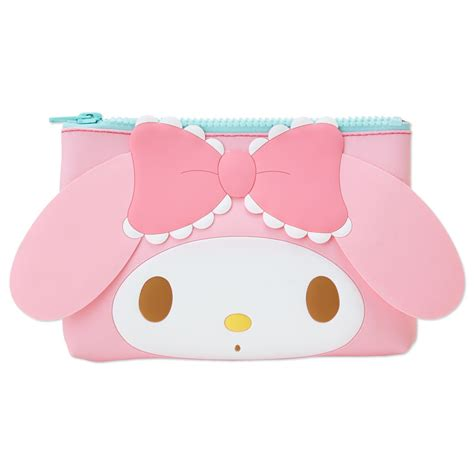 Home Decor Store Canada my melody face shaped silicon pouch cosmetic bag sanrio