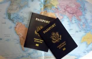 passport book or passport card