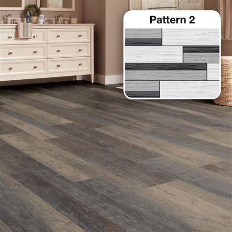 lifeproof flooring multi width x 47 6 in seasoned wood luxury vinyl plank