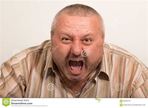 angry on a angry yelling stock photo image 63030791