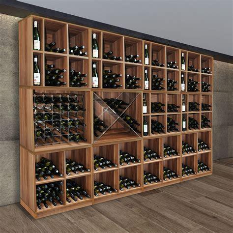 scaffali portabottiglie in legno casa moderna roma italy scaffali per vini