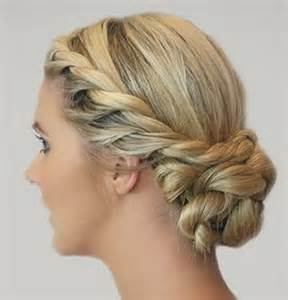 oplaiting hair wedding hair plaits