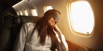 5 fantastic tips for sleeping comfortably on a plane