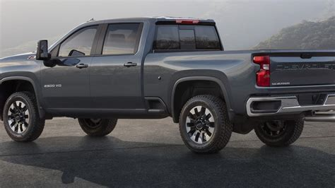 2020 Chevrolet Silverado Hd Teased by 2020 Chevy Silverado Hd Looks Like An Air Conditioner