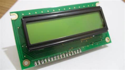 Lcd 14 1a display lcd winstar wh1602a arduino e cia