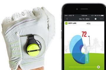 zepp golf swing analyzer rha ma650 wireless earphones cool wearable