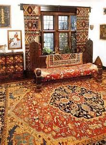 Turkish Chandelier Interior Design With Oriental Rugs