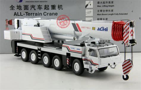 Diecast Truck Crane 1 50 scale qy160e mobile crane diecast model construction