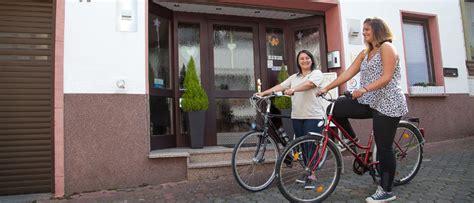 bett und bike fahrradpension boppard bei koblenz bett bike