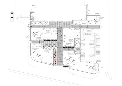 production floor plan confectionery factory roshen yunakov architects archdaily
