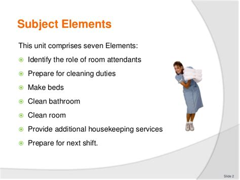 what does a room attendant do clean prepare rooms for incoming guests