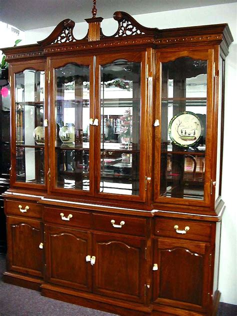 Cabinet: Inspiring china cabinet ideas China Cabinet Make Over, China Cabinet Walmart, Oak China