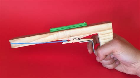 toy boat gun create a wooden toy gun with a trigger diy crafts