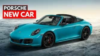 miami blue porsche targa porsche 911 targa 4 gts sportdesign miami blue