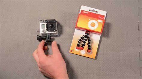 Gorillapod Mini joby gorillapod gpod mini magnetic unboxing