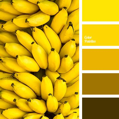 banana color saffron color palette ideas