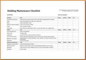 maintenance resume template 9 maintenance checklist template mac resume template