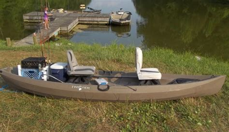 creek boats aluminum jon vs plastic help pond boats float tubes