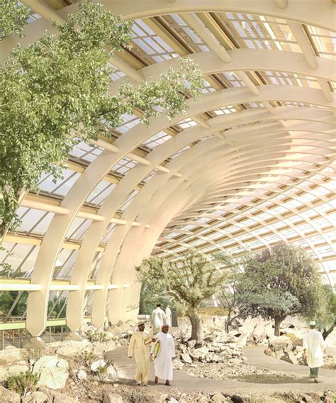 Largest Botanical Garden In The World Oman Botanic Garden Will Be The World S Largest Ecological Oasis