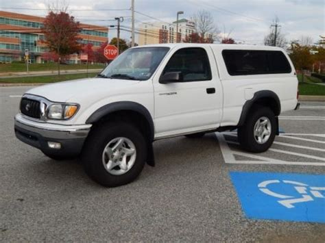 buy used 2001 toyota tacoma sr5 4x4 manual ready to work runs great nice no reserve in plymouth