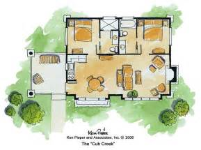 Mountain Cabin Floor Plans Mountain Cabin Plans