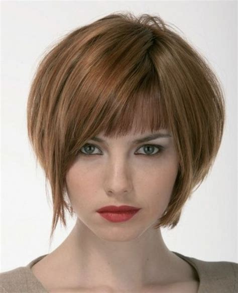 highly stacked hair short stacked bob haircuts with bangs beauty and spa