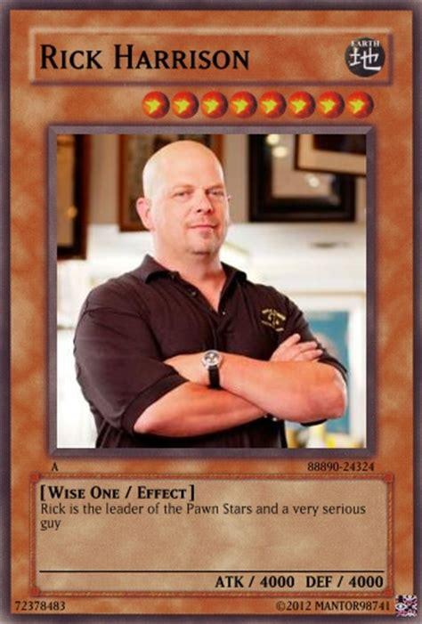 Rick Harrison Meme Generator - site unavailable