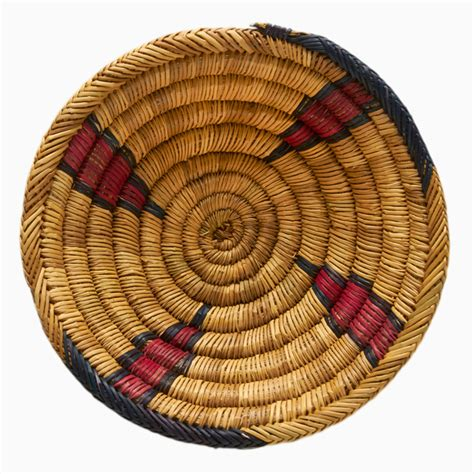 Putting It Together Moroccan by Energy Strength Moroccan Palm Bread Basket