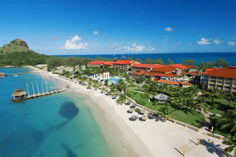 who owns sandals resorts 9 overwater bungalows open at sandals grande st lucian