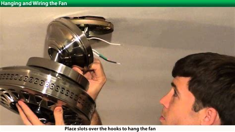 how to install a hunter ceiling fan ceiling fan wiring red black and white house 07 nissan