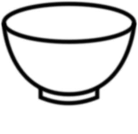 coloring page bowl bowl clip art at clker com vector clip art online
