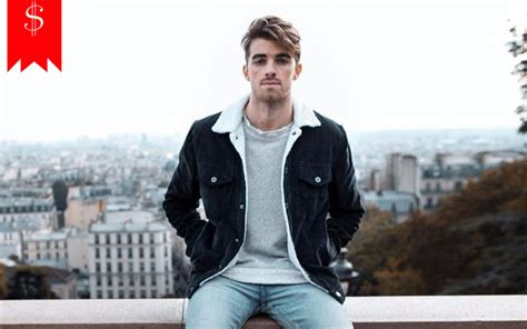 biography of the chainsmokers how much isthe chainsmokers andrew taggart s net worth