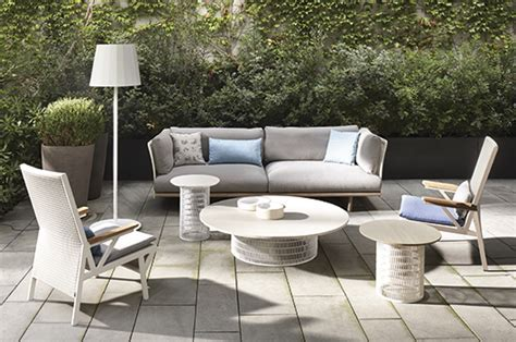 Patricia Urquiola extends the Kettal Mesh collection with