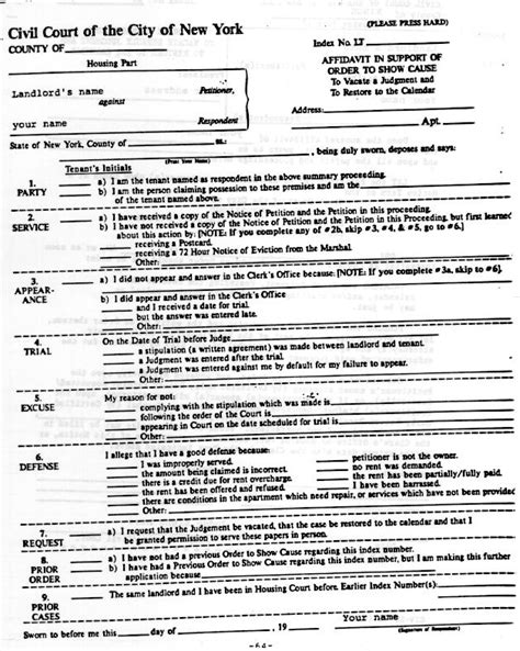 nyc housing court tenantnet a tenant s guide to housing court