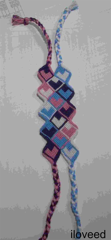 friendship bracelets heart pattern video m friendship bracelets net