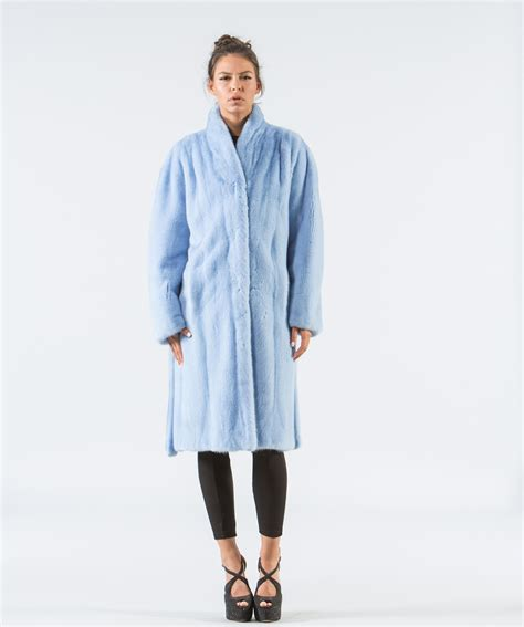 light blue fur coat light blue mink fur jacket 100 fur coats haute acorn