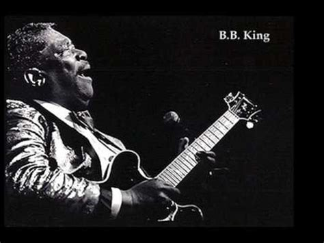 me and the blues b b king everyday i the blues