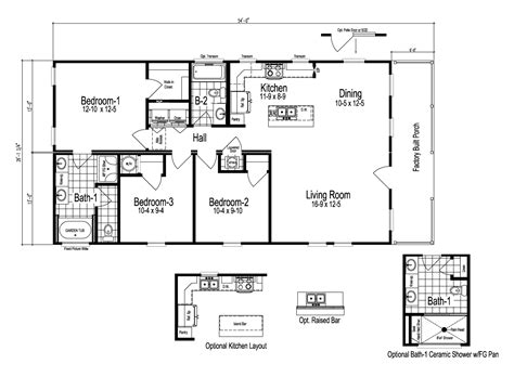 palm harbor floor plans view the fremont floor plan for a 1255 sq ft palm harbor