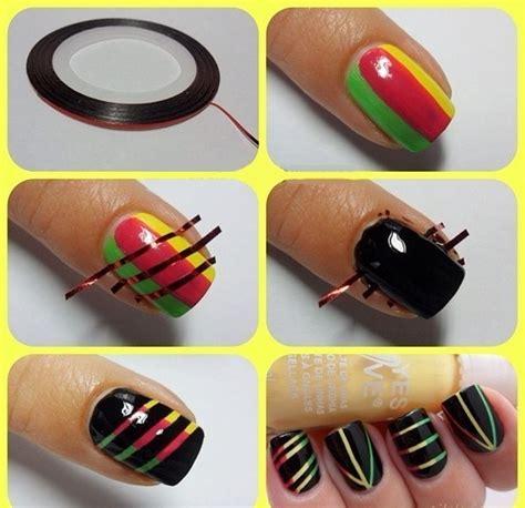 nail art latest tutorial latest step by step nail art designs tutorials 2015