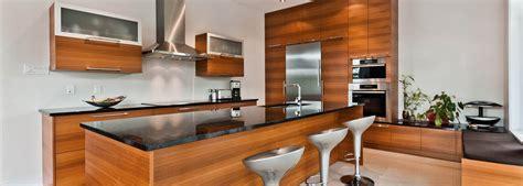 d馗o cuisine moderne cuisines modernes tendances con 231 ues fabriqu 233 es au qu 233 bec