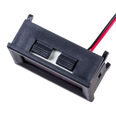 Voltmeter Digital Mini mini voltmeter tester digital voltage test battery dc 0