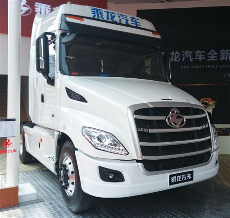 volvo trucks china auto china reveals global reach for truck